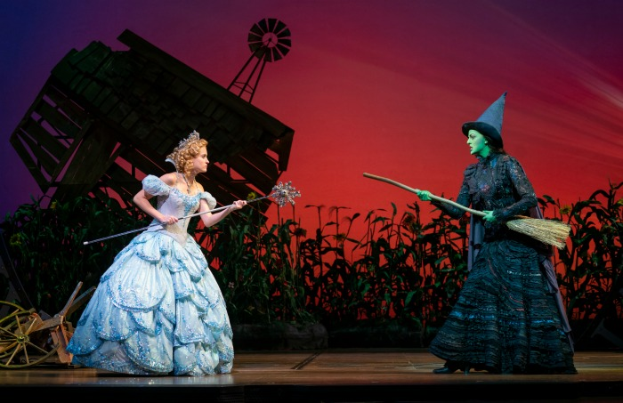 Wicked, Wharton Center, Lansing, MI