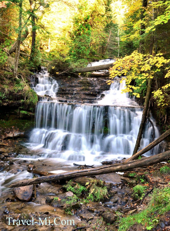 Wagner Falls, Upper Peninsula
