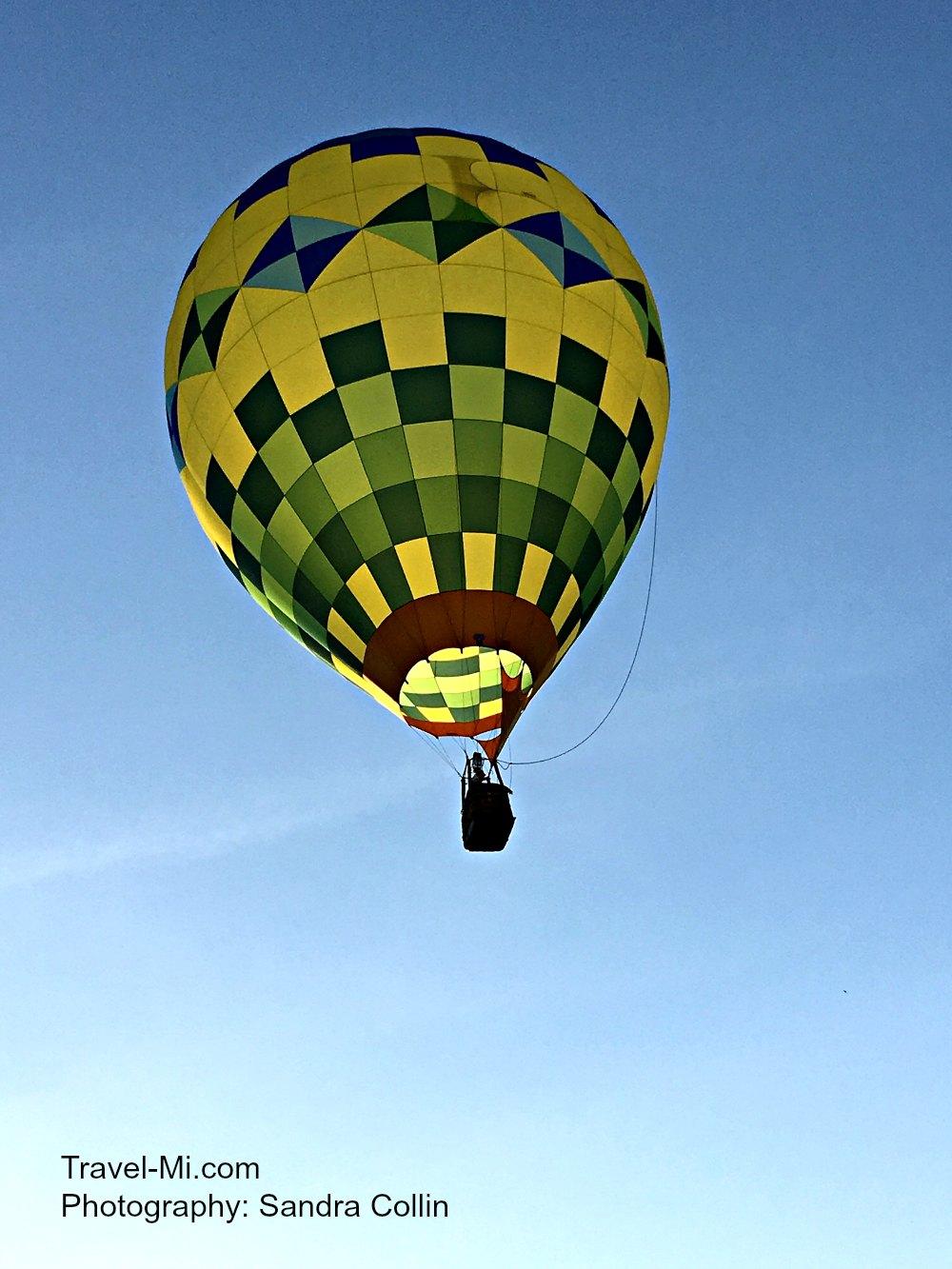 Balloon Fest Frankenmuth, Travel-mi.com