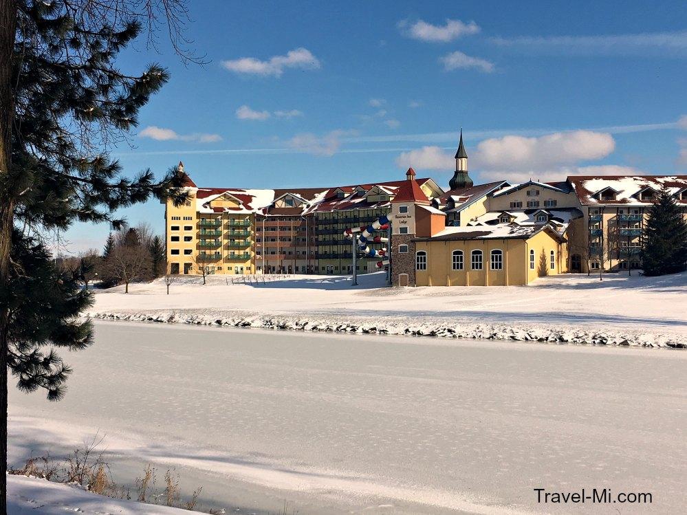 Bavarian Inn Lodge, Frankenmuth Travel-mi.com