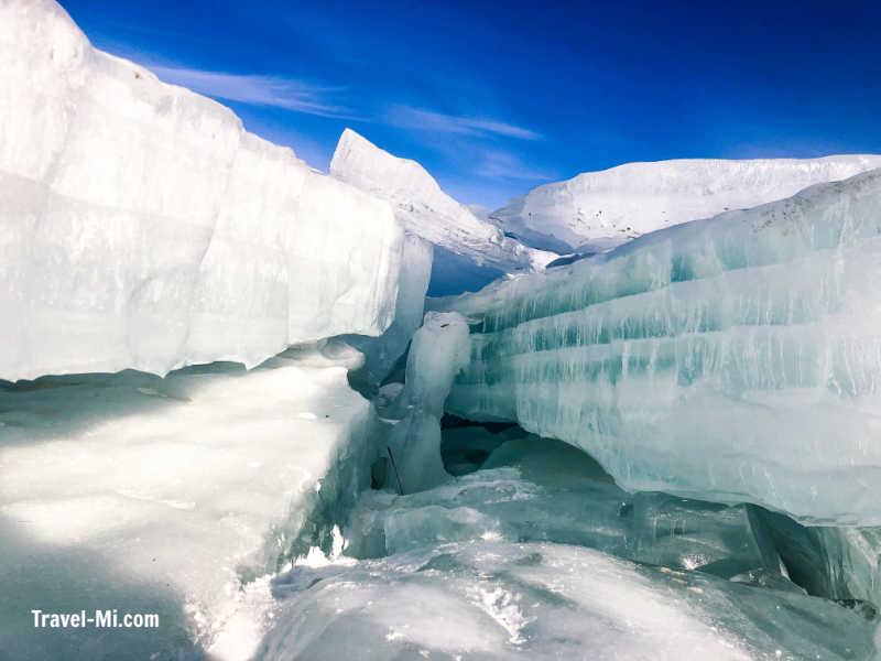 Bay City Blue Ice