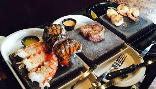 Insane Restaurants In Michigan, Black Rock Bar and Grill