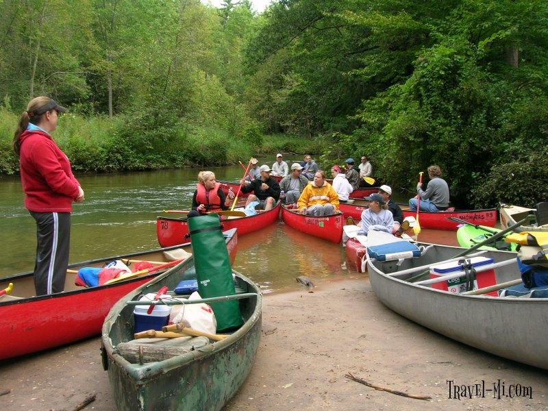 Kayak and Canoe Michigan