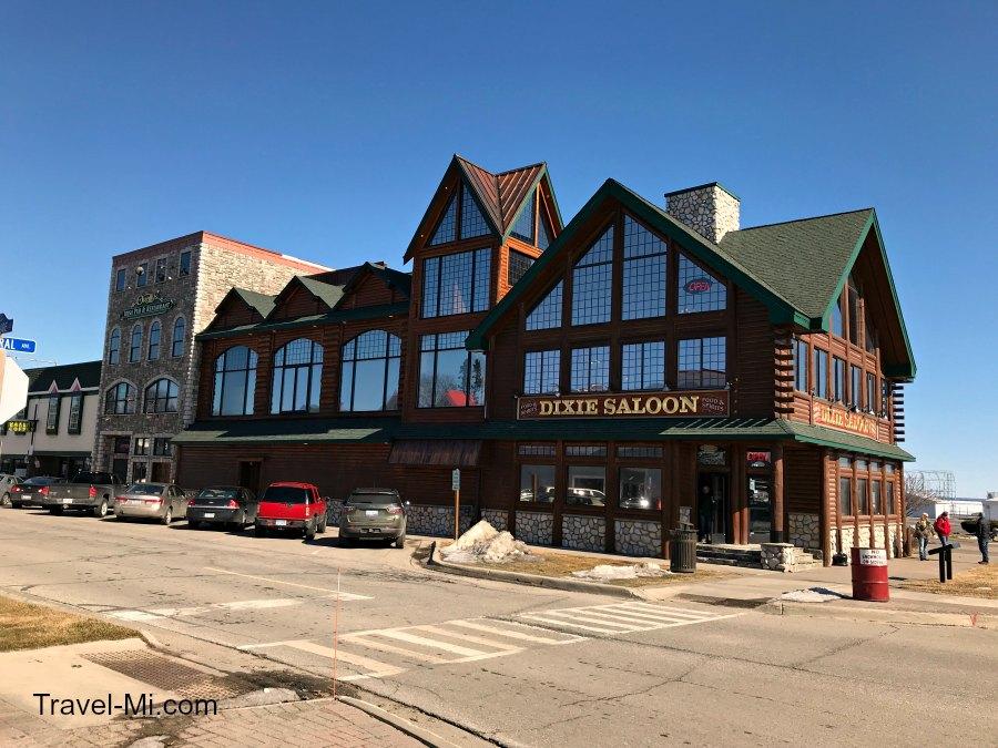 Mackinaw City Dixie Saloon
