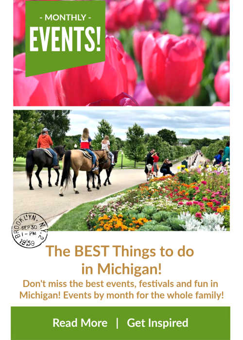 Michigan Events By Month-Fun Things To Do In Michigan!