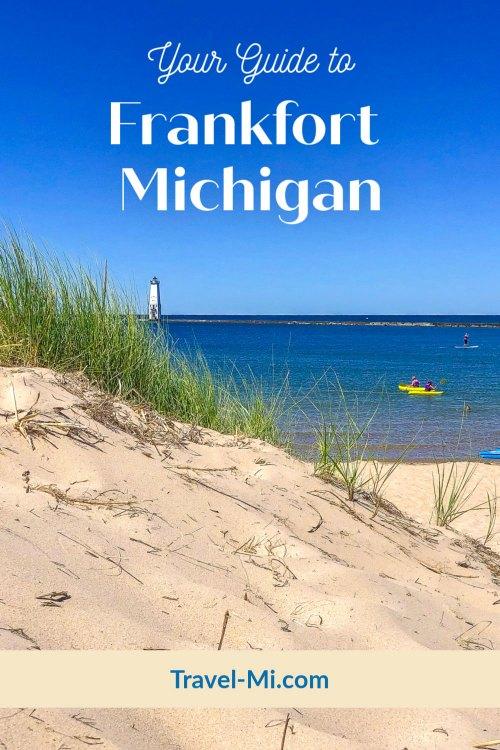 Frankfort, Michigan Travel Guide. By Travel-Mi.com