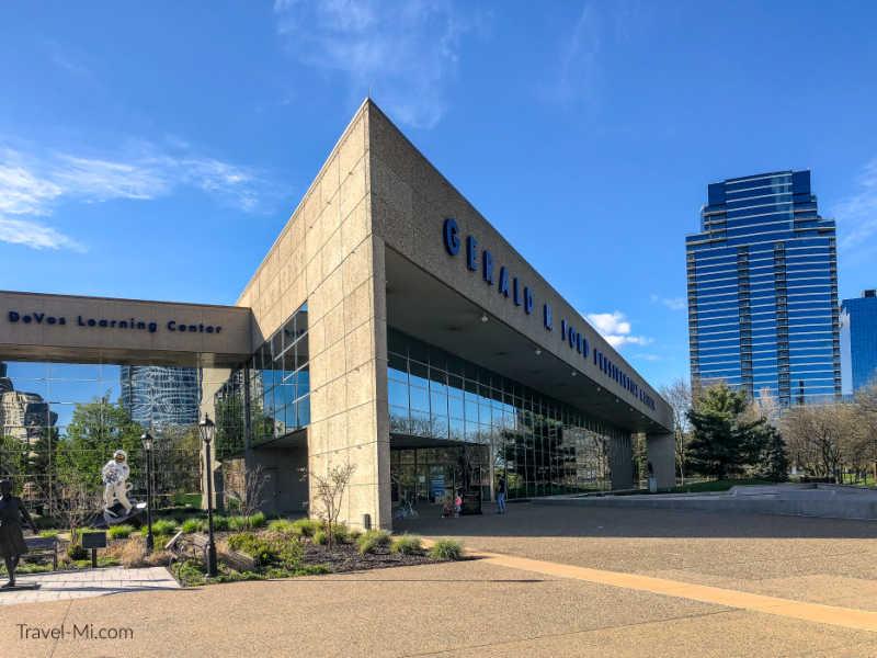 Gerald Ford Museum, Grand Rapids, MI