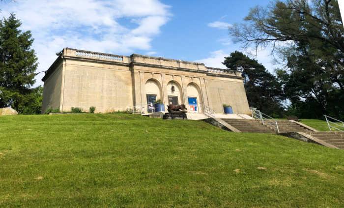 Kingman Museum, Battle Creek Michigan