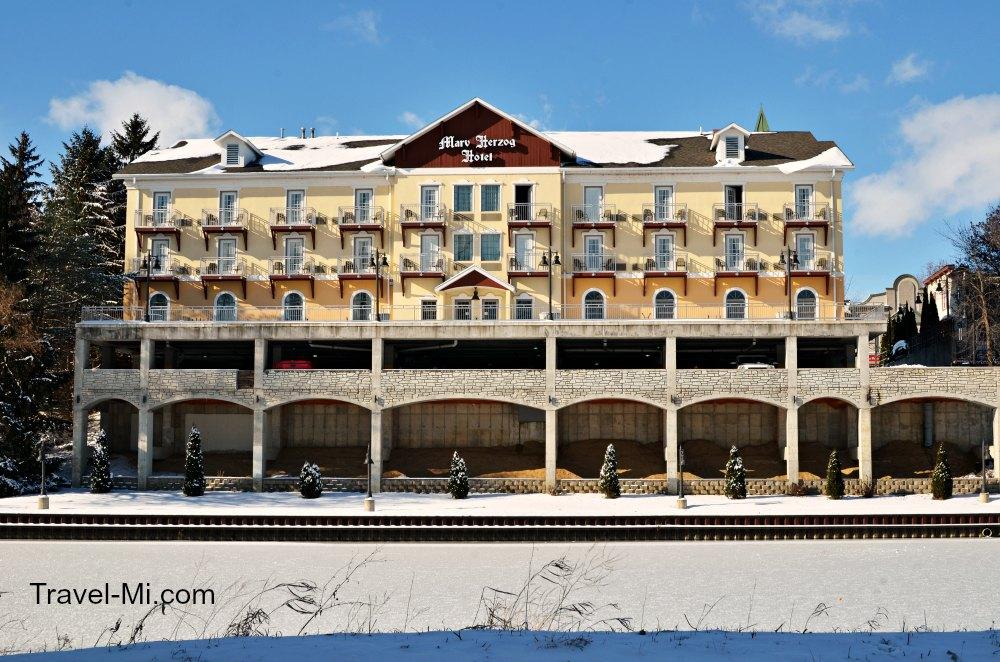 Marv Herzog Hotel, Frankenmuth, Travel-Mi.com