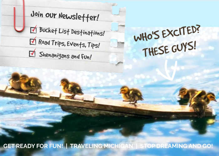 Traveling Michigan Newsletter