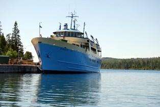 Ranger III Isle Royale Transportation