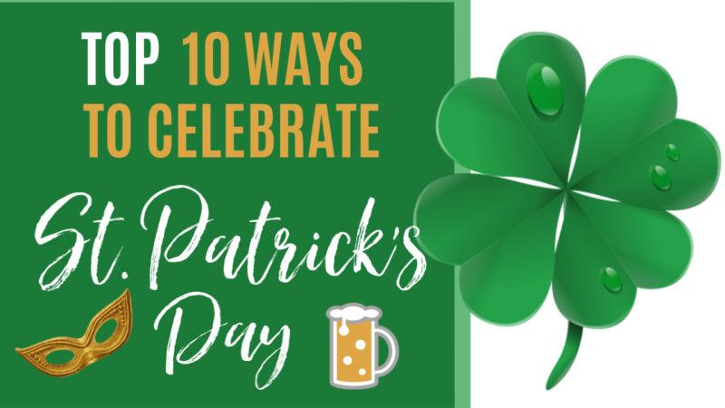 Celebrate Michigan St. Patrick's Day!