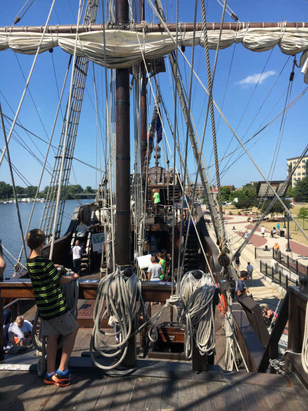 Bay City Tall Ships Celebration