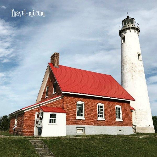 Tawas Point Lighthouse, East Tawas Michigan