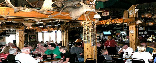 Insane Restaurants in Michigan, The Antlers, Photo Credit: The Antlers