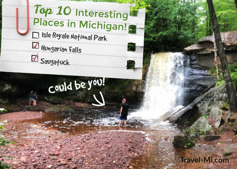 Top 10 Interesting Places In Michigan