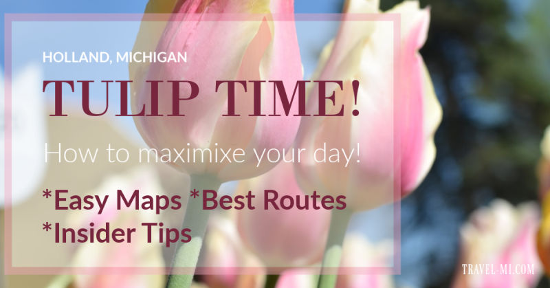 Holland Tulip Time-Best Routes and Tips