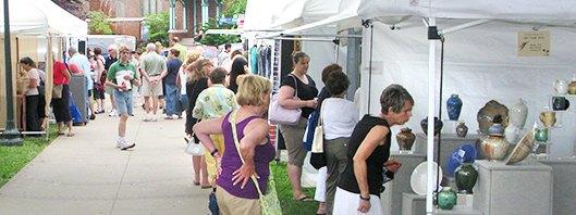 Kalamazoo Institute of Arts Summer Art Fair